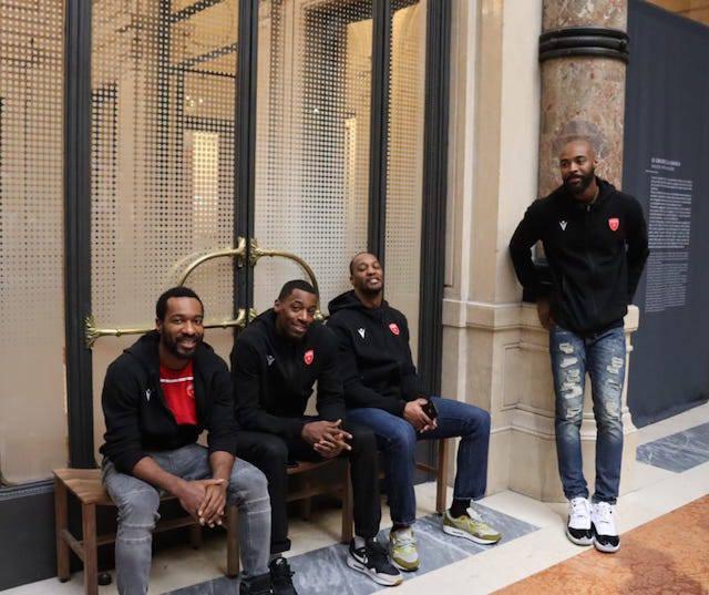 basket pallacanestro varese gallerie d'italia