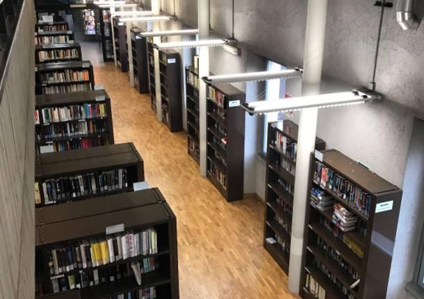Biblioteca di Saronno