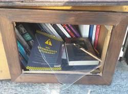 Book crossing Marchirolo