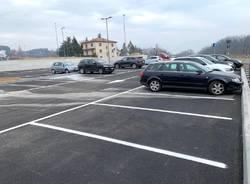 Cantello - parcheggi stazione Gaggiolo