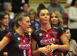 Uyba - Imoco, la finale di Coppa Italia