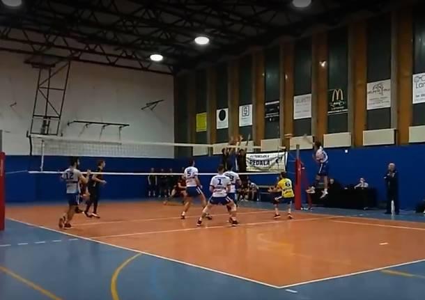 16^ Giornata Serie C Maschile - Girone B - La Pro tiene il passo di Gonzaga