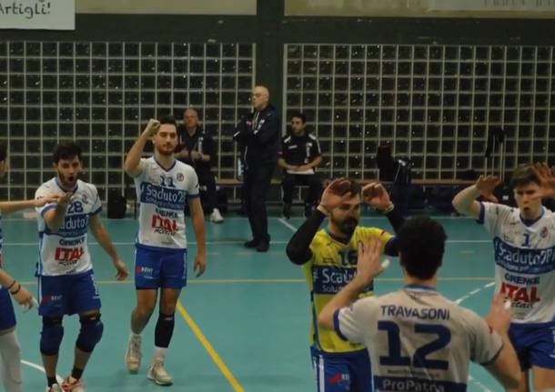 17^ Giornata Serie C Maschile - Girone B