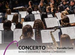 """Concerto Banda Giovanile Anbima Lombardia : \""""G come...\"""""""