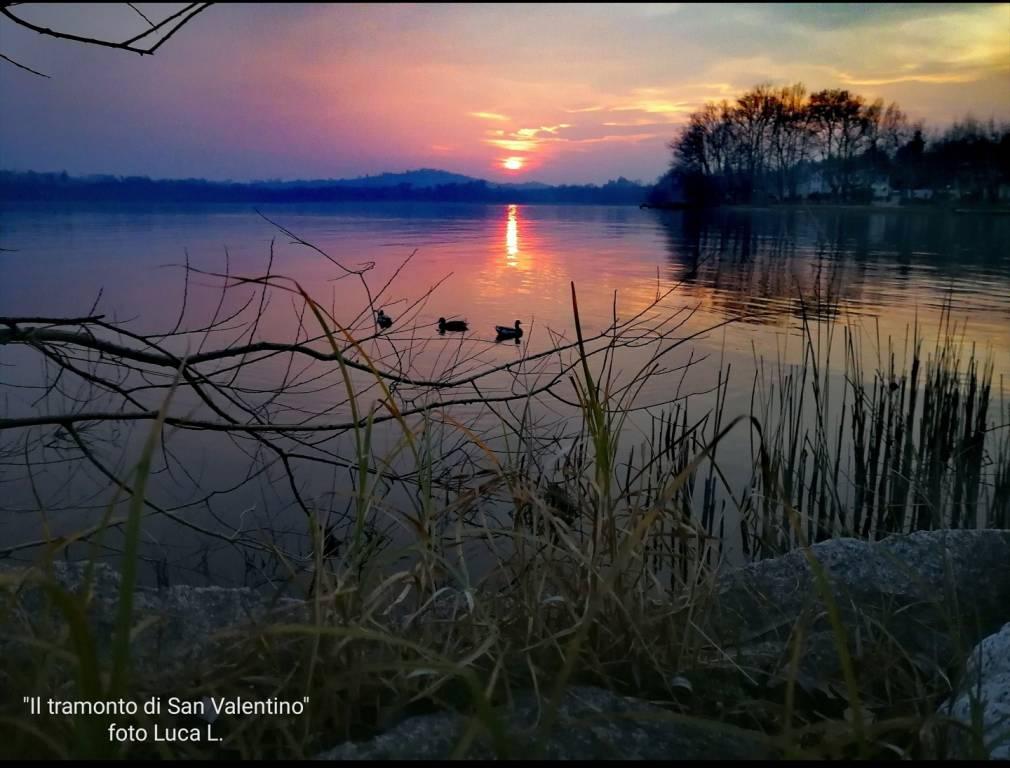 Il tramonto di San Valentino