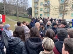 Cerimonia del giorno del ricordo a Varese