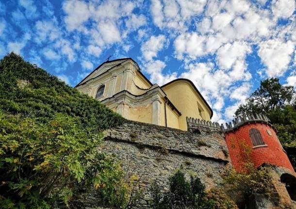 chiesa madonna della punta maccagno laura olivas