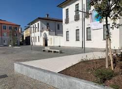 civiche raccolte d'arte palazzo cicogna busto arsizio piazza vittorio emanuele