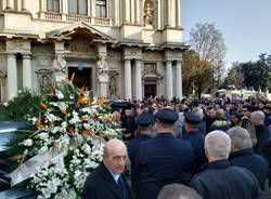 Funerali Augusto Reina