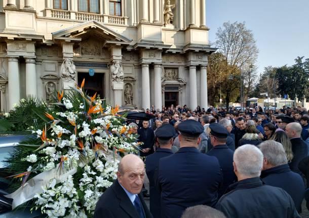 I funerali di Augusto Reina
