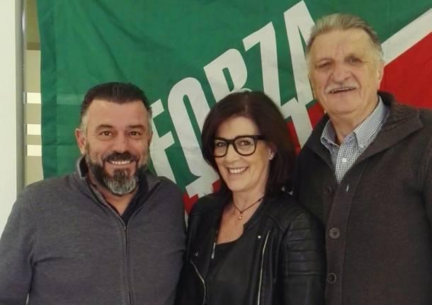 forza italia somma lombardo