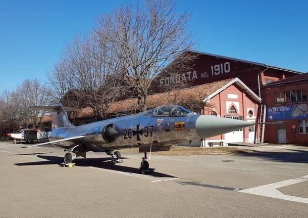 L'F-104 a Volandia