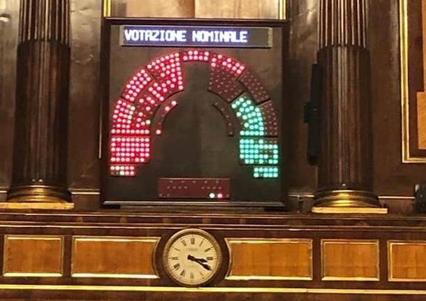 voto salvini processo gregoretti