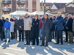 I funerali a Gazzada Schianno di Daniele Spello