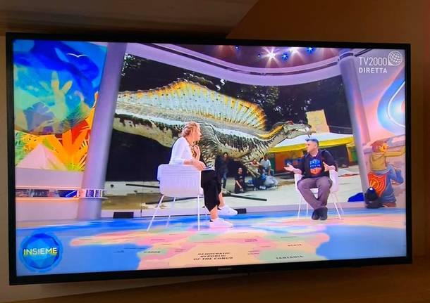 I trucchi speciali di Andrea Leanza in onda su Tv2000 con Licia Colò