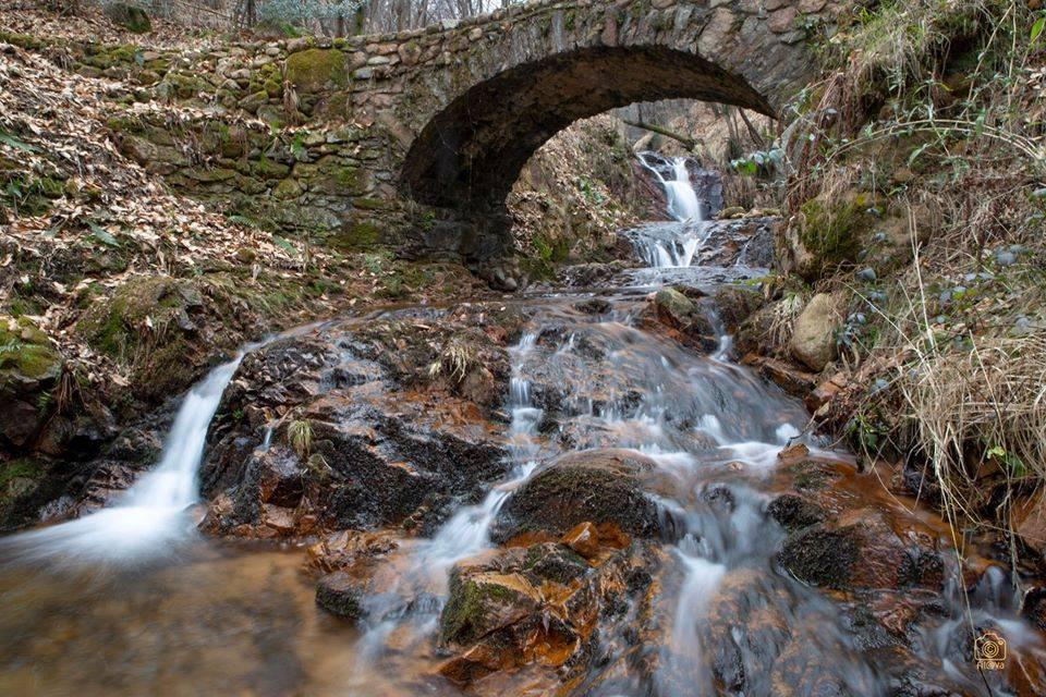 La cascata del Rio Cavalizza