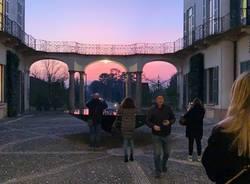 La notte bianca di Villa Panza