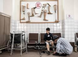 mostra sulla guerra in Siria e Rehab a Besnate