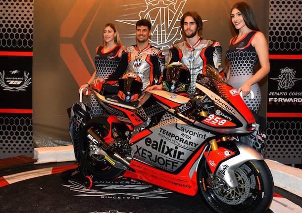 motociclismo motomondiale presentazione mv agusta forward 2020