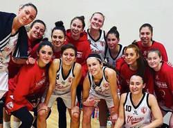 pallacanestro varese 95 femminile scs
