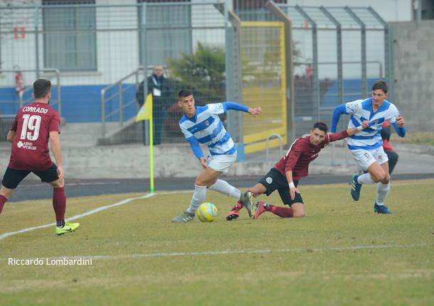 Pro Patria – Arezzo 0-1