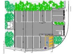 progetto parcheggio via Mezzorin
