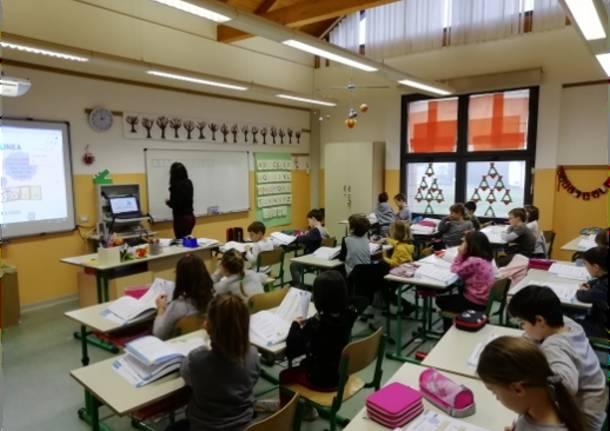 Scuola primaria Villadosia Casale Litta