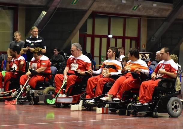 skorpions wheelchair hockey