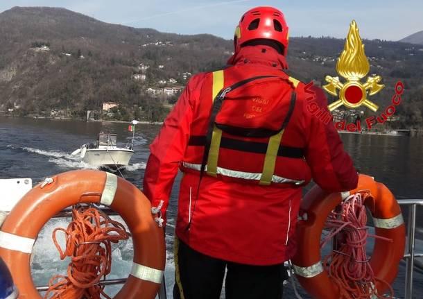 soccorso acquatico vigili del fuoco