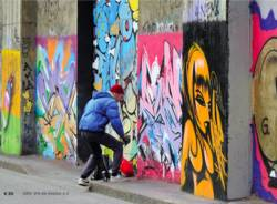 Street art, segno dei tempi - foto di Antonio Cereda