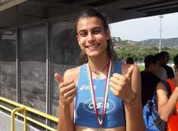 Tre ragazze saronnesi ai campionati nazionali di atletica