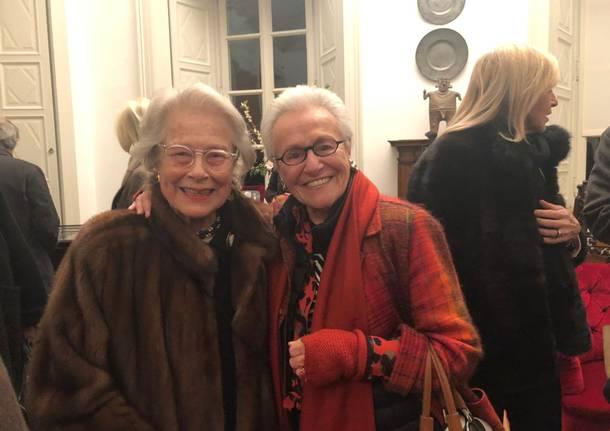 Varese: invitati speciali nel salotto del Conte Panza