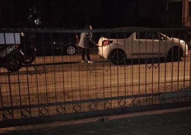 via giordani parcheggi