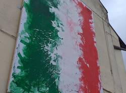 Arsago Seprio bandiera tricolore
