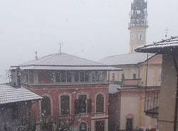 La neve del 1 marzo