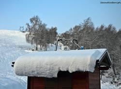 La Forcora fa il pieno di neve