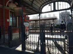Controlli alla stazione di Varese