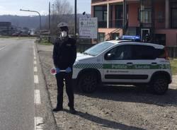 Controlli polizia locale gemonio