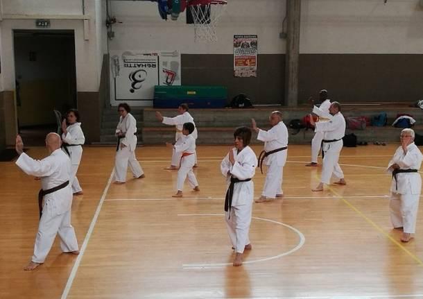csk busto karate gruppo evergreen