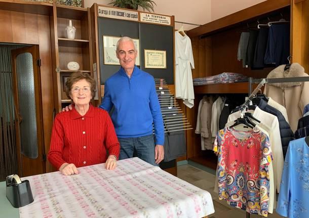 enrica bogni lavanderia busto arsizio negozio storico