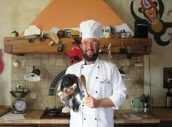 focaccia di cuoco Giorgio per bambini