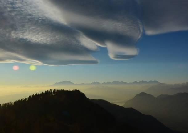 meteo centro geofisico prealpino nuvole
