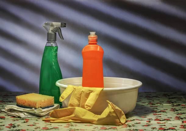 pulizia disinfettanti