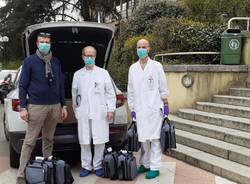 donazione respiratori lions ospedale