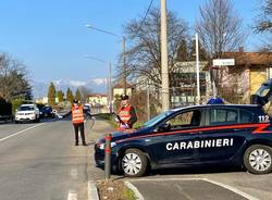 carabinieri controllo coronavirus