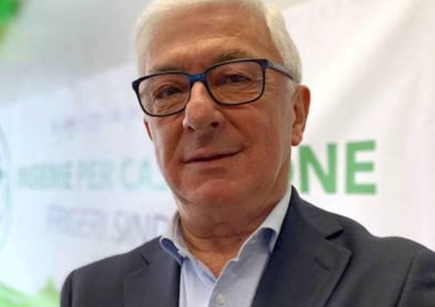 Giancarlo Frigeri Castiglione Olona sindaco