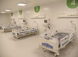 Il nuovo ospedale a FieraMilano