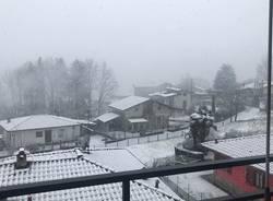 La neve del 2 marzo