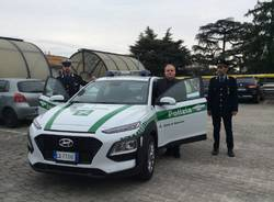 Nuovo veicolo e nuovi investimenti nel settore sicurezza a Saronno
