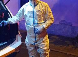 operatori vestiti contro coronavirus